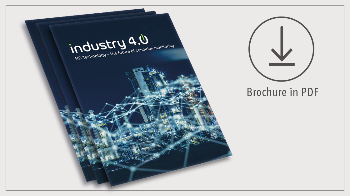 Industry 4.0 brochure front page